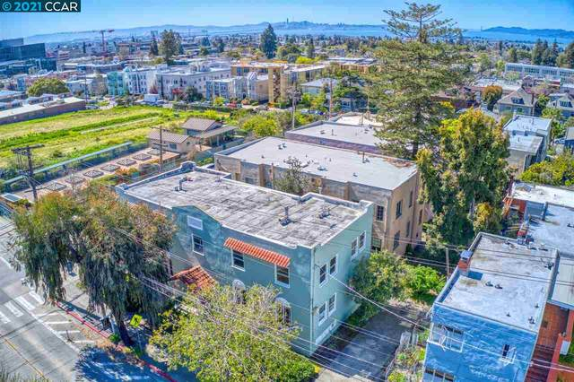 1694 Oxford St, Berkeley, CA 94709 (#40944050) :: The Lucas Group