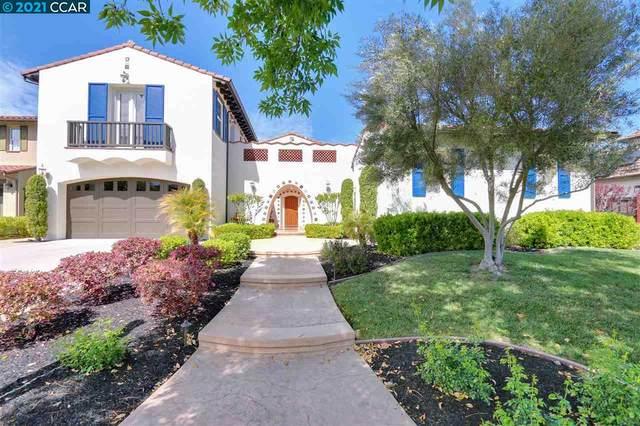 5420 Heatherland Dr, San Ramon, CA 94582 (#40944065) :: The Venema Homes Team