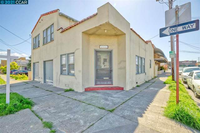 6326 Stockton Ave, El Cerrito, CA 94530 (#40944067) :: Excel Fine Homes