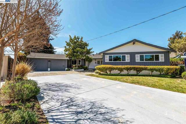5219 Tyler Ct, Castro Valley, CA 94546 (#40944072) :: Realty World Property Network