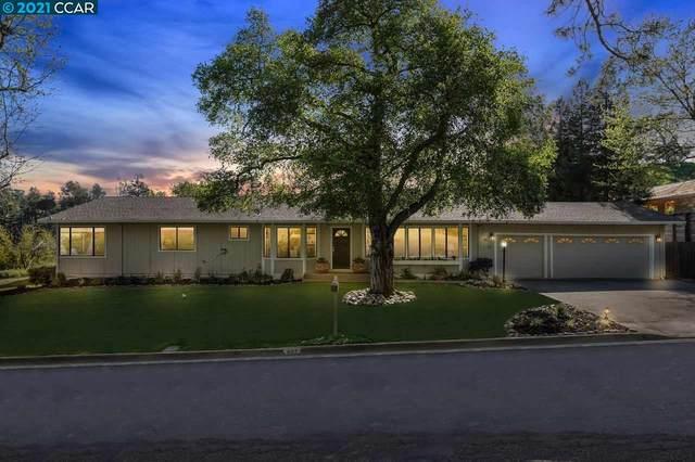 407 Montecillo Dr, Walnut Creek, CA 94595 (#40944093) :: Sereno