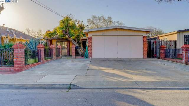 4173 Hawkins St, Fremont, CA 94538 (#40944136) :: Realty World Property Network