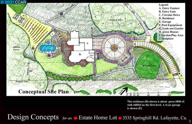 3535 Springhill Road, Lafayette, CA 94595 (#40944149) :: Realty World Property Network