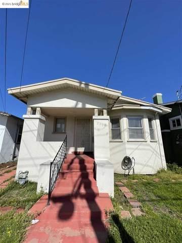 2439 68th, Oakland, CA 94605 (#40944166) :: Sereno