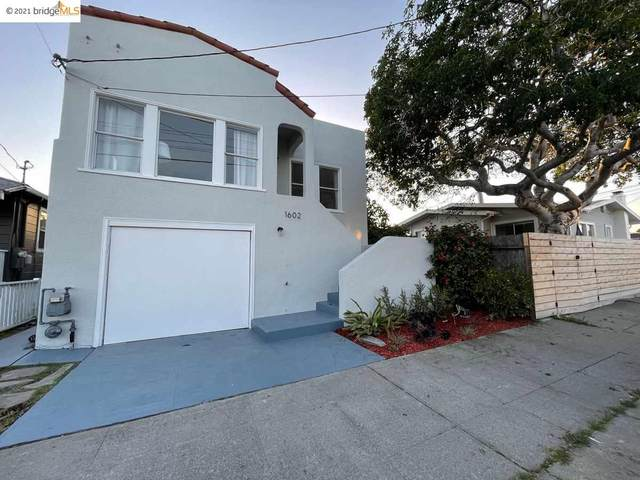 1602 Stannage Ave, Berkeley, CA 94702 (#40944183) :: Sereno