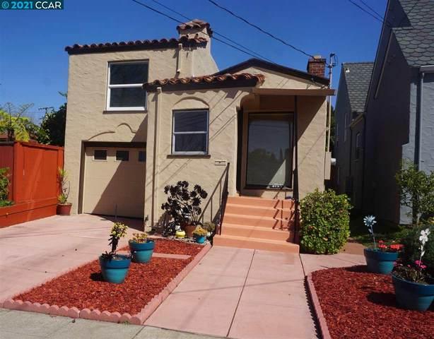 813 Santa Fe Ave, Albany, CA 94706 (#40944194) :: Sereno