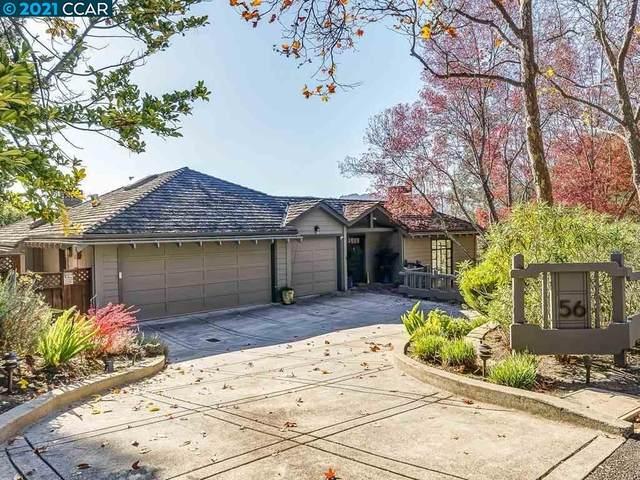 56 Via Floreado, Orinda, CA 94563 (#40944219) :: Armario Homes Real Estate Team