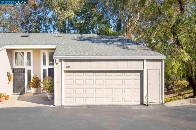 435 Ridgeview Dr, Pleasant Hill, CA 94523 (#40944221) :: Excel Fine Homes