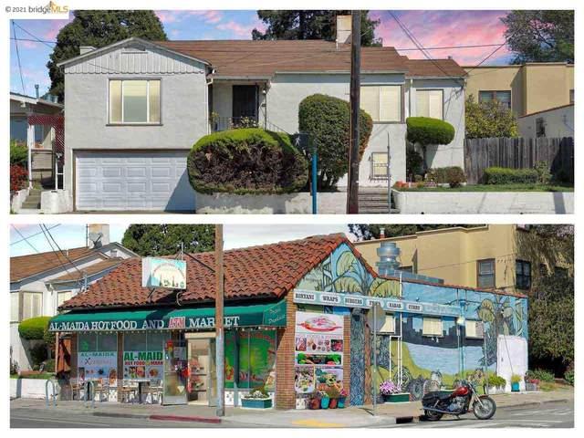 5660 Market St, Oakland, CA 94608 (#40944247) :: Sereno
