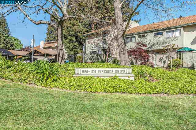 1670 Parkside Drive #8, Walnut Creek, CA 94597 (#40944249) :: The Lucas Group