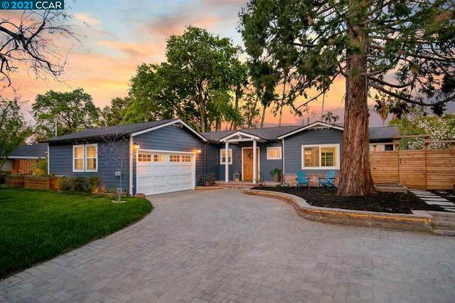 204 Greenwich Dr, Pleasant Hill, CA 94523 (#40944258) :: Realty World Property Network