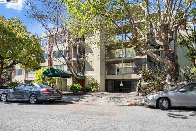 455 Crescent St #112, Oakland, CA 94610 (#40944264) :: The Venema Homes Team