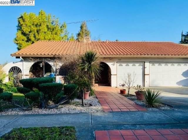 799 Olive Ave, Fremont, CA 94539 (#40944274) :: The Venema Homes Team