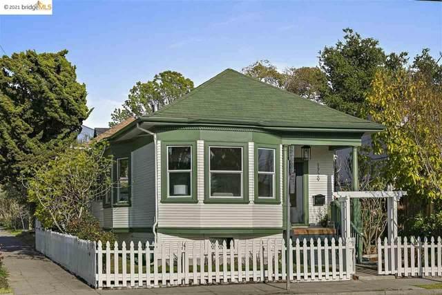 1729 California St, Berkeley, CA 94703 (#40944296) :: Sereno