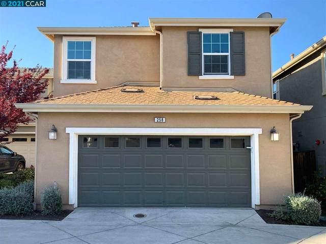 258 Ladybug Ln, Martinez, CA 94553 (#40944298) :: Sereno