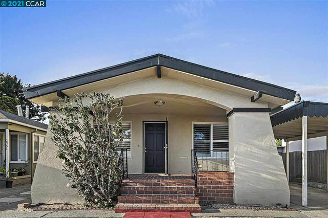 2361 Brooks Ave, Richmond, CA 94804 (#40944303) :: The Lucas Group