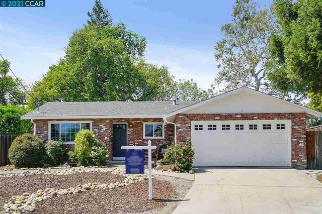 965 Duar Dr, Concord, CA 94518 (#40944307) :: Realty World Property Network