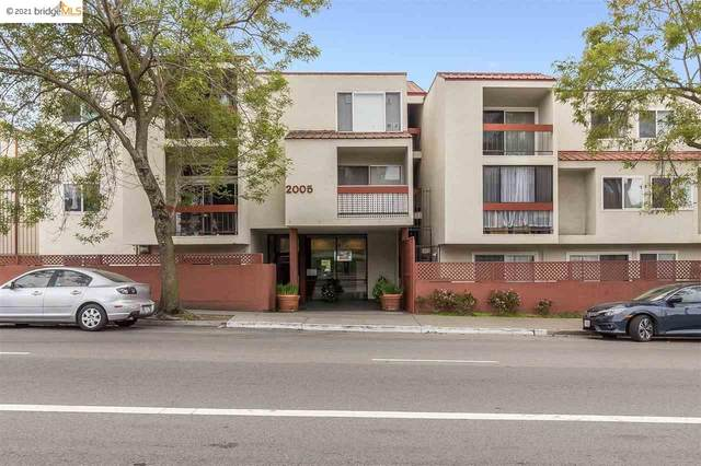 2005 Pleasant Valley #114, Oakland, CA 94611 (#40944320) :: Sereno