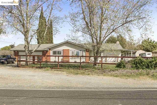 1660 Sunset Rd, Brentwood, CA 94513 (#40944327) :: The Venema Homes Team