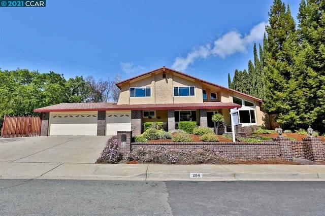 284 Mountaire Pkwy, Clayton, CA 94517 (#40944341) :: The Venema Homes Team