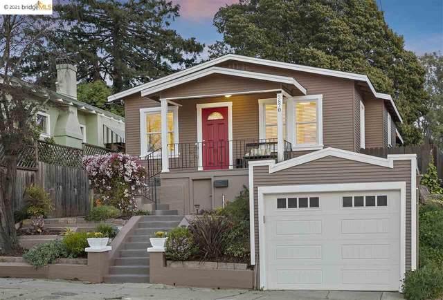 3870 Rhoda Ave., Oakland, CA 94602 (#40944359) :: Armario Homes Real Estate Team