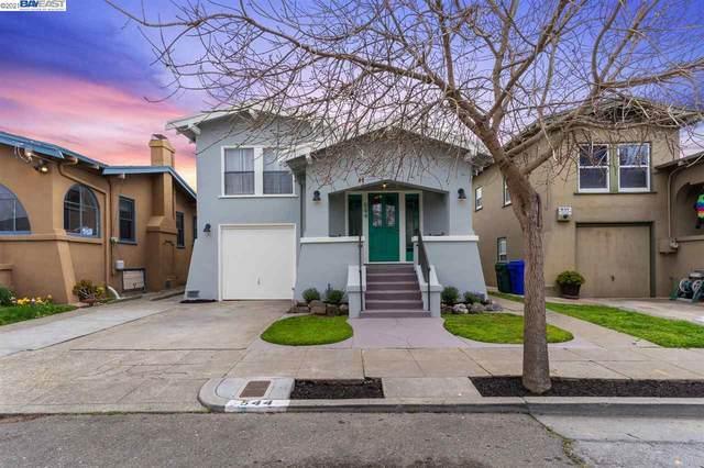 544 41St St, Richmond, CA 94805 (#40944360) :: Armario Homes Real Estate Team