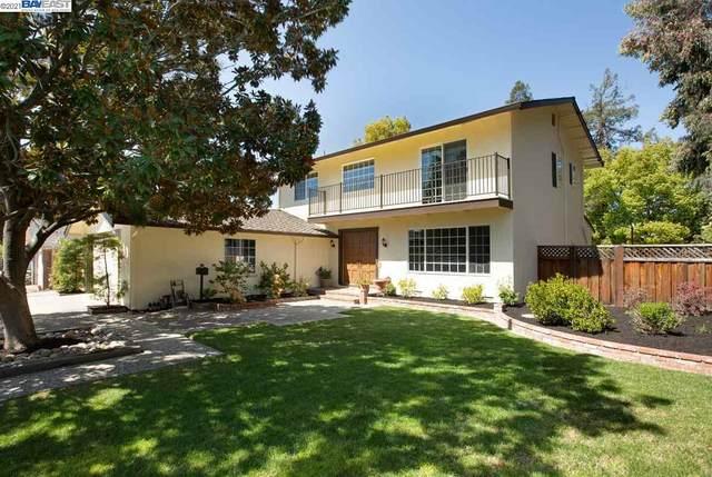 9468 Cherry Hills Ln, San Ramon, CA 94583 (#40944367) :: Realty World Property Network