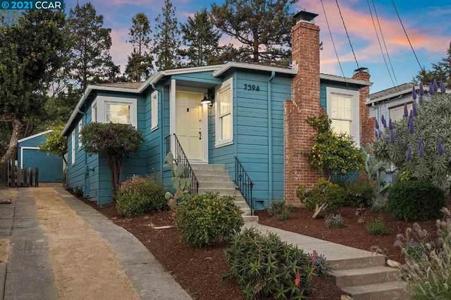 7594 Circle Hill Dr, Oakland, CA 94605 (#40944368) :: The Venema Homes Team