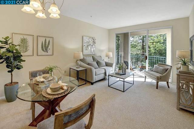 1860 Tice Creek Dr #1212, Walnut Creek, CA 94595 (#40944369) :: Realty World Property Network