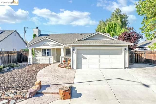 1226 Fetzer Ln, Oakley, CA 94561 (#40944402) :: Excel Fine Homes