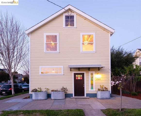 1744 11Th St, Oakland, CA 94607 (#40944437) :: Sereno