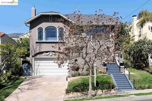 504 Boulevard Way, Piedmont, CA 94610 (#40944452) :: Sereno