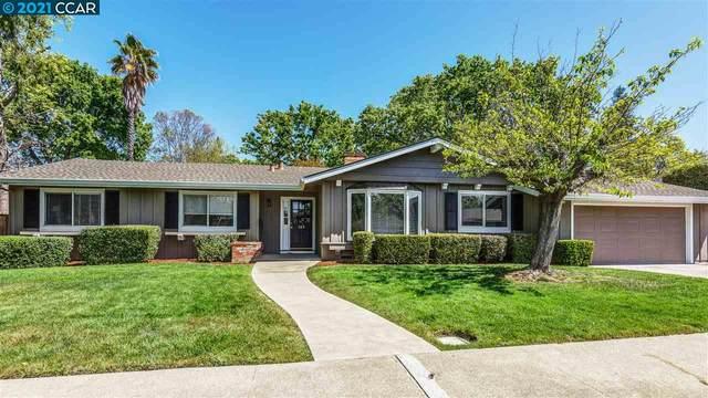 325 Warwick Dr, Walnut Creek, CA 94598 (#40944458) :: The Venema Homes Team