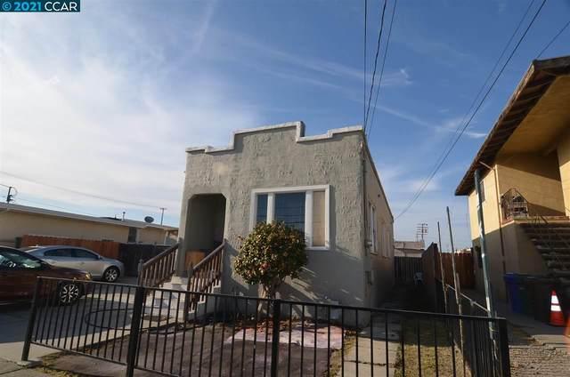 2033 Ohio Ave, Richmond, CA 94804 (#40944469) :: Armario Homes Real Estate Team