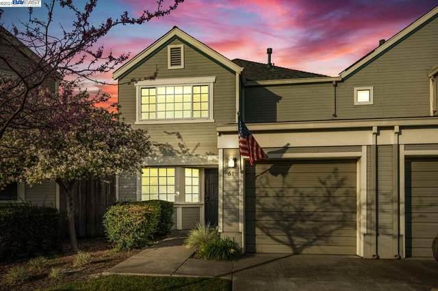 61 Bissell Way, Richmond, CA 94801 (#40944513) :: Armario Homes Real Estate Team