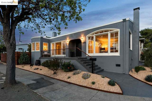 3600 Bruce St, Oakland, CA 94602 (#40944518) :: The Venema Homes Team