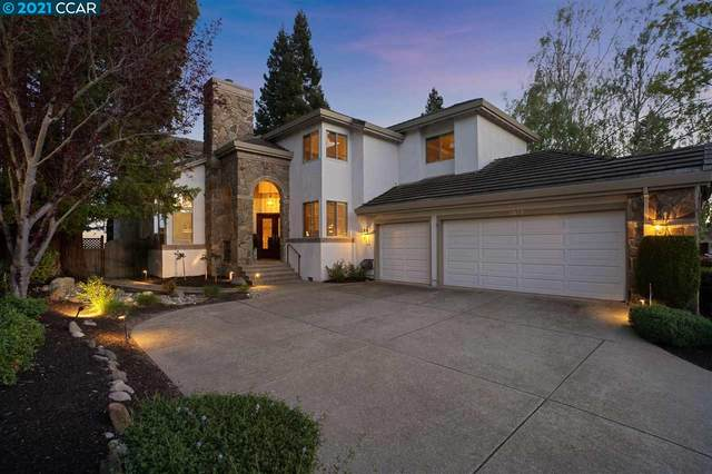 3571 Deer Crest Drive, Danville, CA 94506 (#40944523) :: The Venema Homes Team