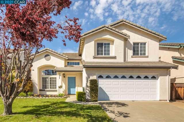 8080 Canyon Creek Cir, Pleasanton, CA 94588 (#40944524) :: Excel Fine Homes