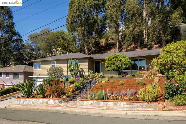 4697 Geranium Place, Oakland, CA 94619 (#40944553) :: Armario Homes Real Estate Team