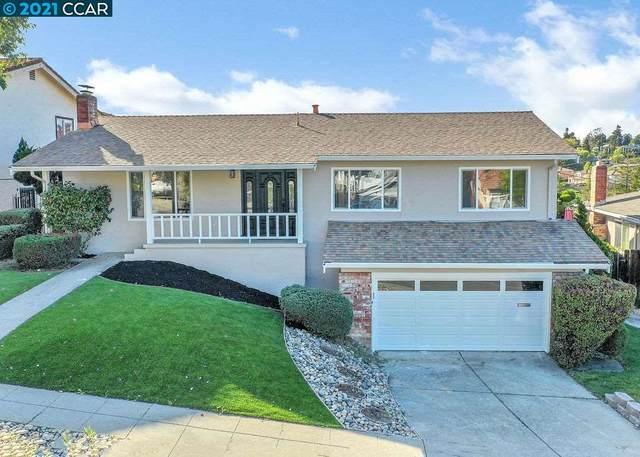 4224 Fran Way, Richmond, CA 94803 (#40944555) :: Sereno