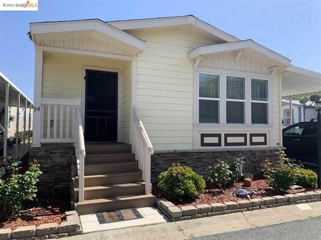 16711 Marsh Creek Rd Space #54, Clayton, CA 94517 (#40944561) :: Armario Homes Real Estate Team