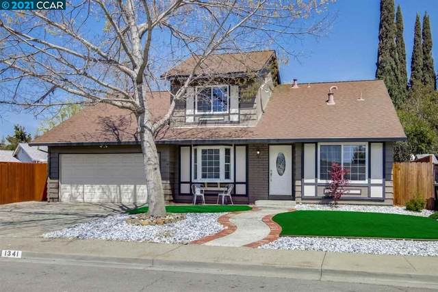 1341 Wilton Road, Livermore, CA 94551 (#40944566) :: Sereno