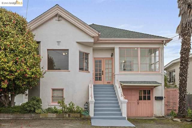 1049 Alcatraz Ave, Oakland, CA 94608 (#40944570) :: The Venema Homes Team