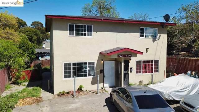 746 Sheridan St, Vallejo, CA 94590 (#40944608) :: The Venema Homes Team