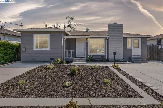 164 Kerwin Ave, Oakland, CA 94603 (#40944631) :: The Venema Homes Team