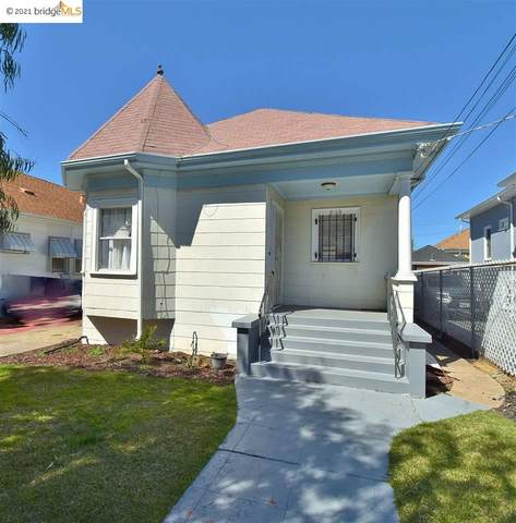 866 56th Street, Oakland, CA 94608 (#40944649) :: Sereno