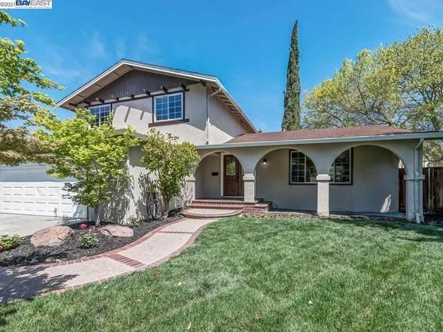 4026 Suffolk Way, Pleasanton, CA 94588 (#40944663) :: Excel Fine Homes