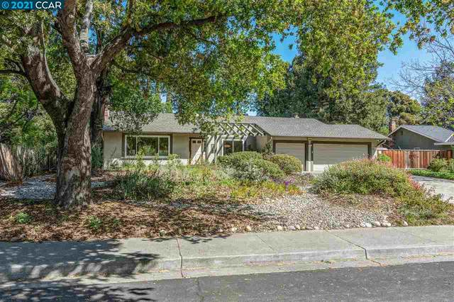 626 Creekmore Ct, Walnut Creek, CA 94598 (#40944671) :: Realty World Property Network