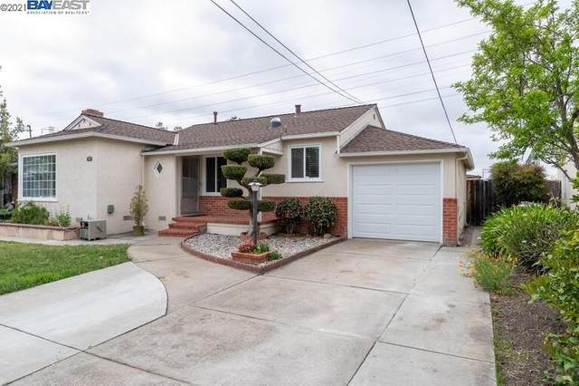 1737 136TH AVENUE, San Leandro, CA 94578 (#40944674) :: Sereno