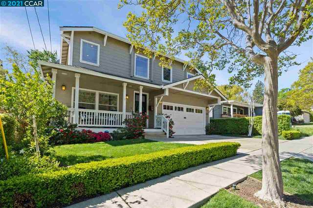1781 Almond Ave, Walnut Creek, CA 94596 (#40944717) :: Realty World Property Network
